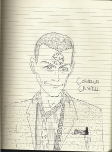 A-A=CORNELIUS CRISWELL