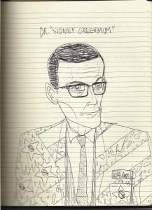 A-A=DR. GREENBAUM